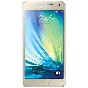 Samsung A5 Gold 16gb new £179 on Samsung outlet