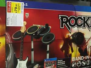 Rock Band 4 Band in a Box PS4/XONE £79.99 @ Currys PC World