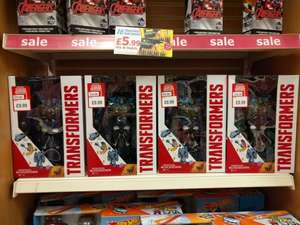 50% Off LARGE Transformers Reduced from £19.99 to £9.99 at Lorimers Nationwide