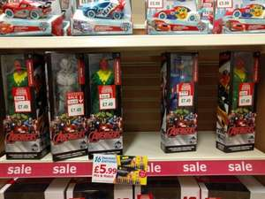 50% Off LARGE Avengers figures reduced from £14.99 to £7.49 Lorimers