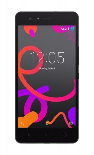 BQ Aquaris M5 16 GB ROM plus 2 GB RAM, SIM-Free Smartphone - Black - £179.90@amazon.co.uk