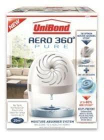 Unibond Aero 360 moisture absorber. £7.00 @ Tesco, was £14.00.