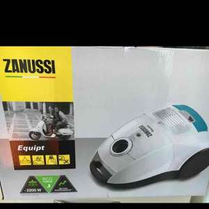 Zanussi equipt vac reduced from £71 to £14 @ Tesco