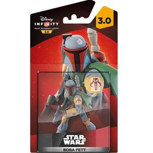 2 for £15 Infinity 3.0 figures (Boba Fett included instore only) @ Toys r us