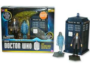 Doctor Who: Hide Caliburn House Playset £3.60 [CS15] delivered @ BBC Shop
