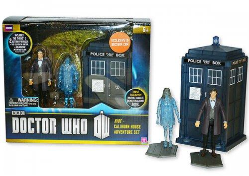 Doctor Who: Hide Caliburn House Playset £3.60 [CS15] delivered @ BBC Shop