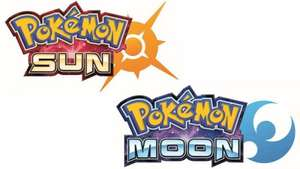 Pokemon Sun & Moon 3DS Game Pre-order £32.99 each @ 365games online