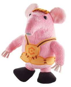 "6"" Super soft Major Clanger £3.59 @ BBC Shop"