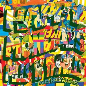 "HMV  Happy Mondays Pills N Thrills  LP 12"" Vinyl. £9.99 & Del (£2)"