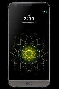 LG G5 - Titan on EE (5GB, Unlimited Minutes and Texts) @ Mobile Shop.com (£69.99 up front, £32.49 p/m, £30 Quidco)