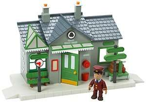 Postman Pat Playset with Figure: Greendale Station £3.82 delivered @ BBC Shop