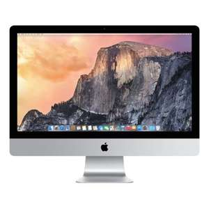 "Apple iMac with Retina 5K display MF886B/A All-in-One Desktop Computer - Quad-core Intel Core i5 - 8GB RAM - 1TB - 27"" @ KRCS £1199.00"