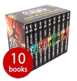 Alex Rider Complete Collection - 10 Books @ The Book People £15.94 Delivered