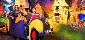 1 night stay for a family of four in a Family Room + breakfast + late check-out + family pass to Cadbury World from £24.75p.p at Travelbird