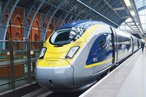 Eurostar Flash Sale - Paris, Lille, Brussels AND MORE from £29 one way
