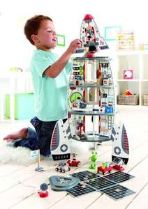 Hape Discovery Spaceship and Lift Off Rocket (Was £99.99) now £64.99 delivered at Amazon / Argos