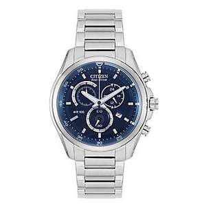 Citizen Eco-Drive Men's Watch £89.99 + Free delivery @ H Samuel  (Using 10% off code)
