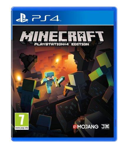 Price error for Minecraft PS4 edition. £4.49 @ PSN