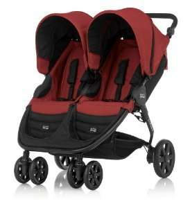 Britax Double Pushchair £249 - JUST KIDDING ONLINE - REDUCED FROM £300