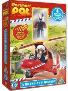 postman pat special delivery service dvd with figure £1.99 @ Poundstretcher