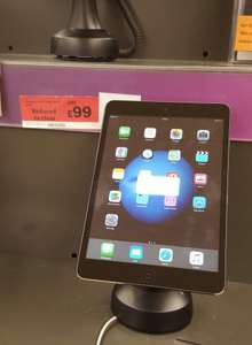 Ipad Mini - 16GB, WiFi - £99 @ Sainsburys Instore Only