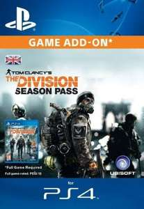 Tom Clancy's The Division Season Pass (PS4) £27.54 at cdkeys.com