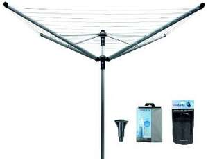 Costco Brabantia Lift O Matic 60M Rotary Airer £41.98 14th March - 3rd April