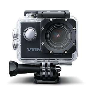 VicTsing Waterproof 1080p 12MP WIFI Action Camera for sports video camcorder with Free Accessories Kit @ Fulfilled by Amazon £48.99 (Lightning deal)