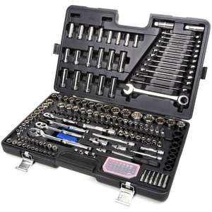 Halfords 1/2 Price on all Advanced Professional Socket Set + further 15% off