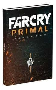 Far Cry Primal Collector's Edition: Prima Official Guide £13.68 Free Delivery @ Wordery