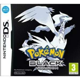 Pokemon Black DS Game £9.85 @ Argos