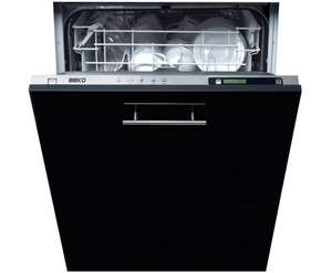 Beko DW663 Fully Integrated 12 Place Full-Size Dishwasher from ao.com for £229