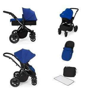 Ickle Bubba Stomp for £239.99 (RRP £419) at Costco - Baby Pram Travel System