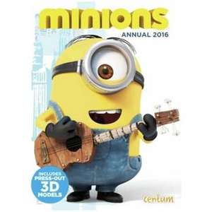 Various 2016 Annuals ranging from Minions to Star Wars (starting at 99p!) @ Argos