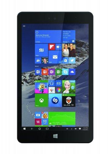 "Linx 810 8"" Tablet Leather Edition (Refurb) 32GB Intel Atom 1.83 GHz Windows 10 Black £69.99 Or Best Offer (see below) @ 3Monkeys Ebay"