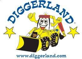 Diggerland tickets 11p - 15th March