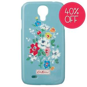 Cath Kidston samsung galaxy phone case from £24 to £5.95 delivered @ Cath Kidston
