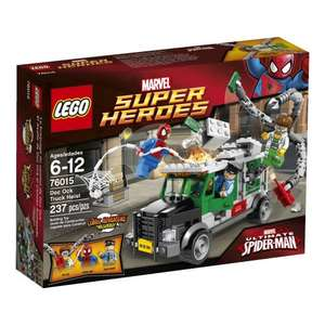 Doc Ock Truck Heist LEGO® Super Heroes Set 76015 - Tesco Newtownabbey, Was £20, Now £14, Scanning as £5