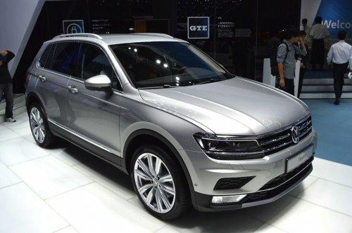 Volkswagen Tiguan Diesel Estate 2.0 TDi BlueMotion Tech Match £4742.40 (Lease)  @ WhatCar