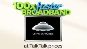 Do you live in York? Fancy 1Gbps Ultra Fibre Optic broadband for £21.70 a month including line rental with TalkTalk?