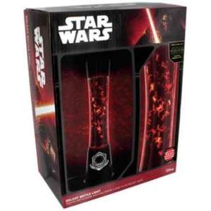 Star Wars lava lamp Sainsburys reduced to £7.50 instore