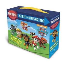 Paw Patrol 12 Book Phonics Box Set £9.16 with Free Delivery @ The Book Depository
