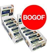 48 Sci Mx Protein Flapjacks (Free Delivery) £28.49 (possibly £23.24 after TCB) discount-supplement