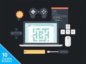 Beat the Average: Hardcore Game Developer Bundle @ SitePoint Shop (£7.32) + additional 10% off