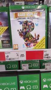 Rare Replay Xbox One @ Asda
