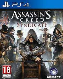 (PS4) Assassins Creed Syndicate preowned £15.01 @ Amazon/Boomerangrentals