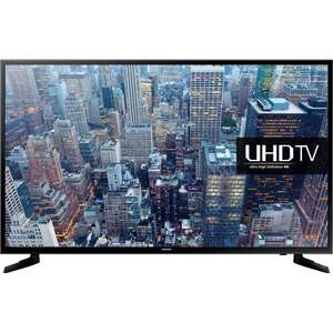 "Samsung UE48JU6000 Black 48"" Smart 4K TV  £449.99  co-op on ebay"