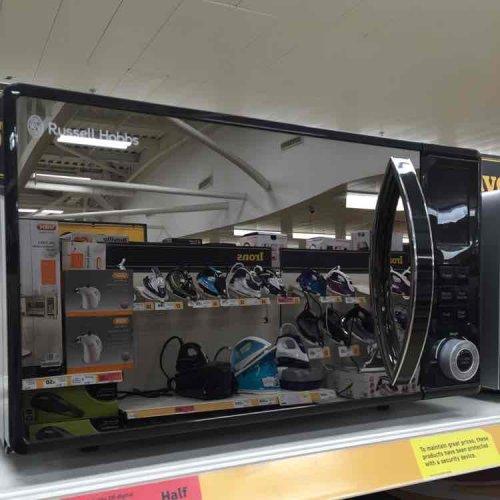 Russell Hobbs 23L Digital Microwave £50.00 @ Sainsbury's in store