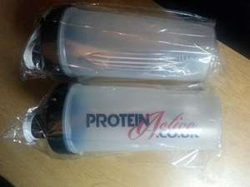 gym protein shaker bottle £1 @ Poundland