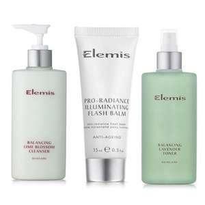 ELEMIS BALANCING RADIANCE COLLECTION £24 with 20% discount code for new customers @ Look Fantastic